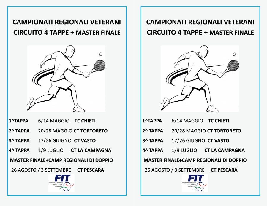 Campionati Regionali Veterani