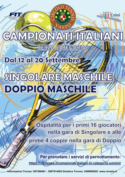 Campionati Italiani - Terza Categoria